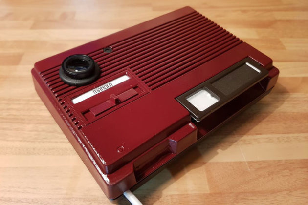 DIY 1986 Ping Video Doorbell MisterM