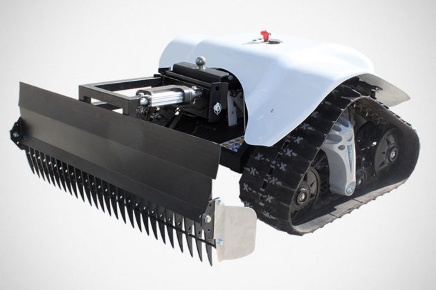 Dronyx Solarino Beach Cleaner Robot
