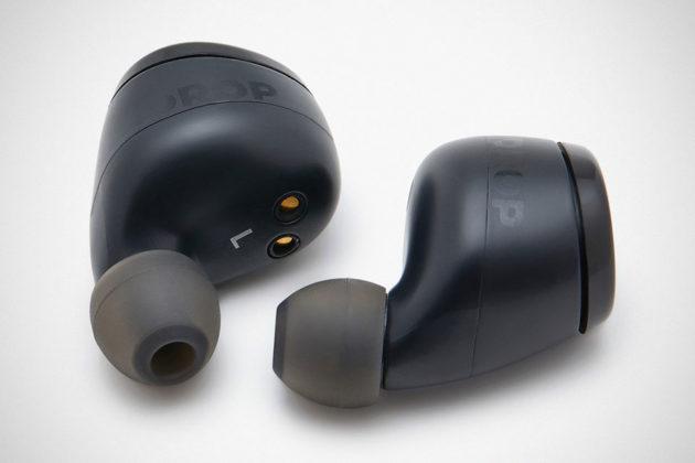 Drop + NuForce MOVE True Wireless Earbuds