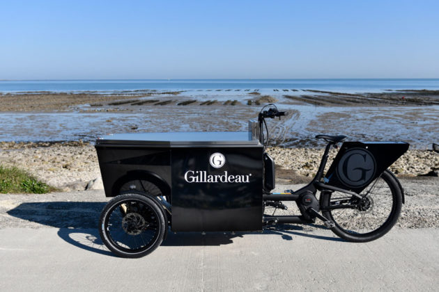 Gillardeau Bistro Bike by Peugeot Design Lab