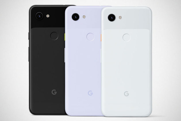 Google Pixel 3a and Pixel 3a XL Smartphones