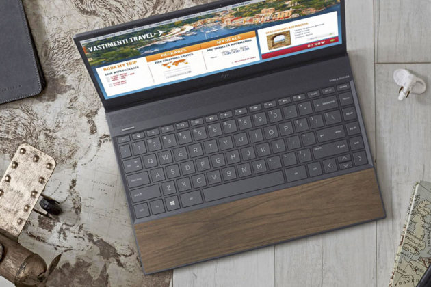 HP ENVY Wood Series Laptops