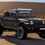 Meet Hennessey Maximus 1000, A Very Angry Jeep Gladiator With 1,000HP