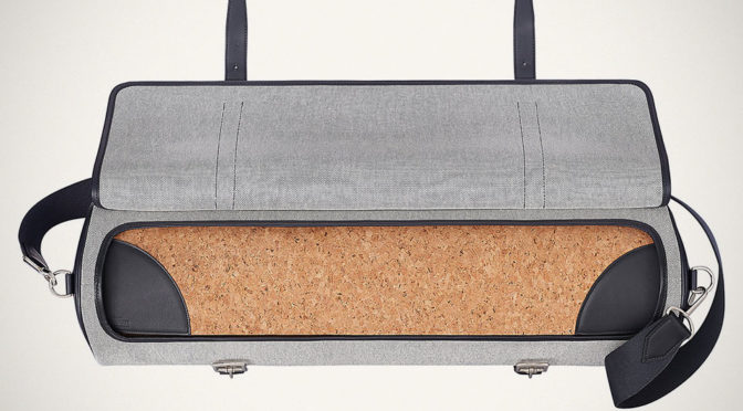 Will You Shell Out $20,000 For A Hermès Yoga Bag And Mat?