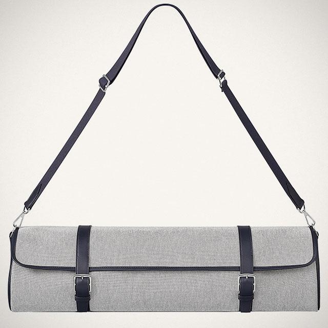 Hermès Yoga Bag And Mat