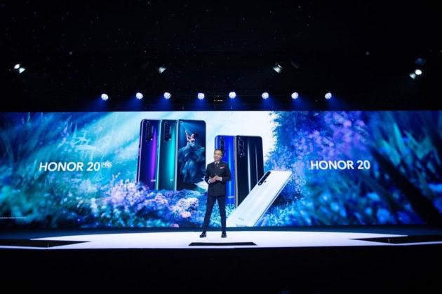 Honor Launches 20 Series Smartphones