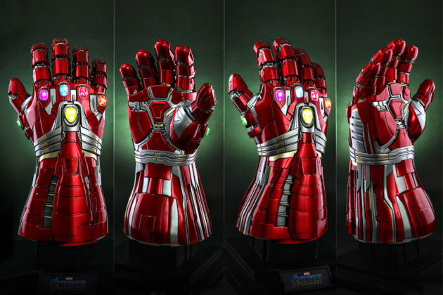 Hot Toys Nano Gauntlet Hulk Version Life-size Collectible