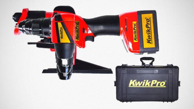 KwikPro Modular Power Tool System