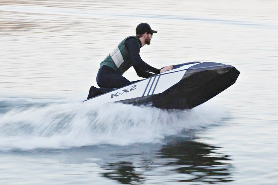 Kymera K-X2 Personal Watercraft