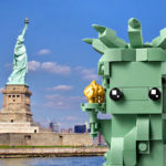 Here's The First Look At LEGO 40367 BrickHeadz Lady Liberty