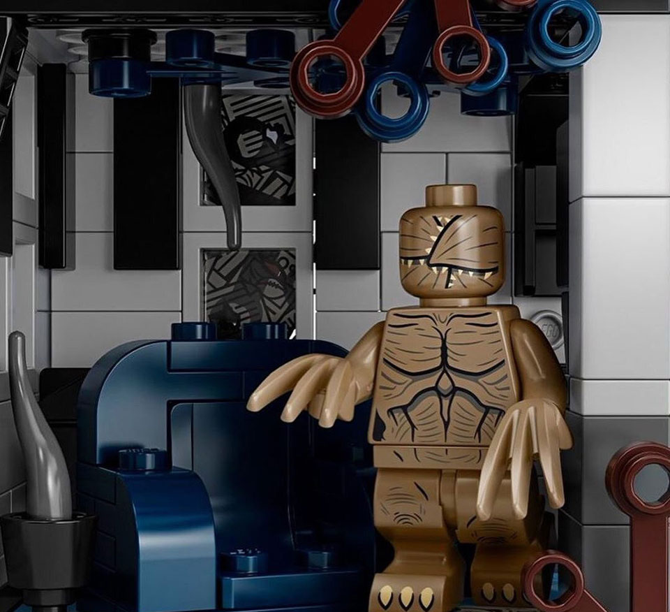 LEGO 75810 Stranger Things Images