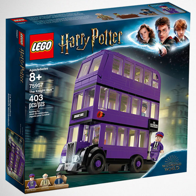 Even More Lego Harry Potter Sets Including Advent