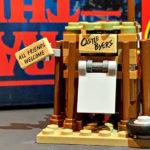 LEGO <em>Stranger Things</em> Castle Byers Build Instructions Shared