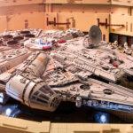 Amazing LEGO MOC Millennium Falcon From 2015 Got Updated