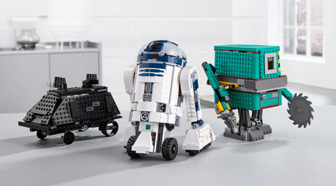 LEGO <em>Star Wars</em> STEM Kit Has The Droids You Are Looking For