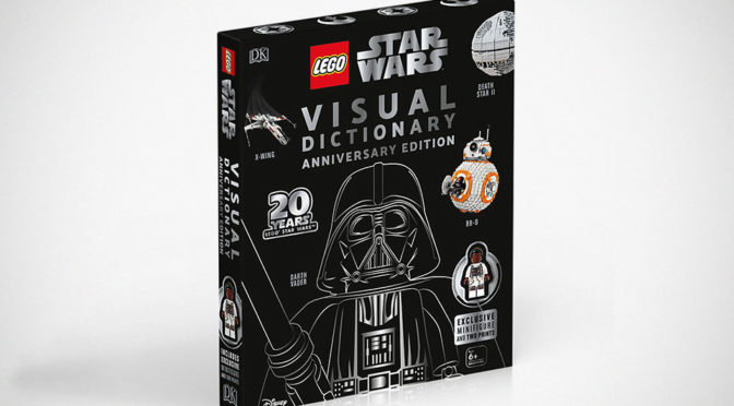 LEGO Star Wars Visual Dictionary Anniversary Edition