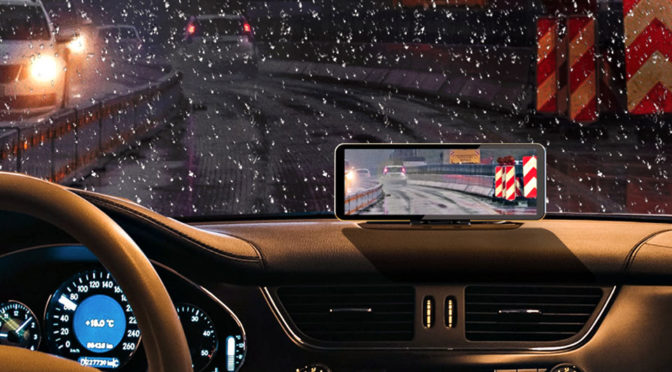 Lanmodo Night Vision System for Automobiles