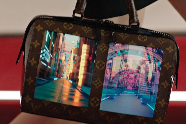 Louis Vuitton Flexible Display Handbags