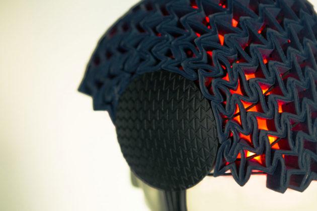 Madillo Adaptive Motorcycle Helmet