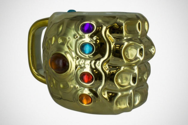 Marvel Infinity Gauntlet Shaped Mug by Paladone