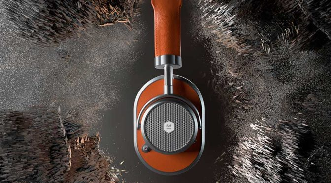 Here's The New Master & Dynamic $499 Active Noise Canceling Headphones