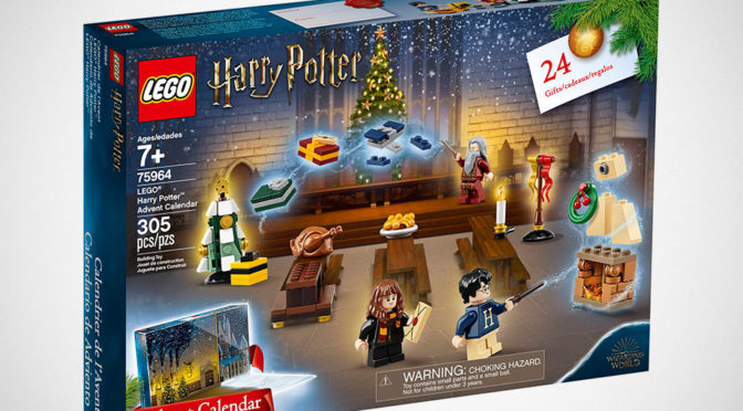 Even More LEGO <em>Harry Potter</em> Sets, Including Advent Calendar Set