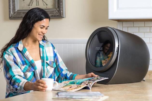Morus Zero Countertop Tumble Dryer