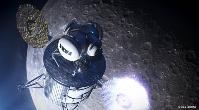 NASA Artemis Lunar Exploration 2024