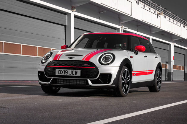 MINI Introduces New John Cooper Works Clubman And