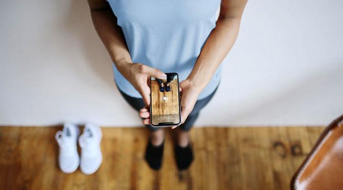Nike Fit Digital Foot Measurement Tool