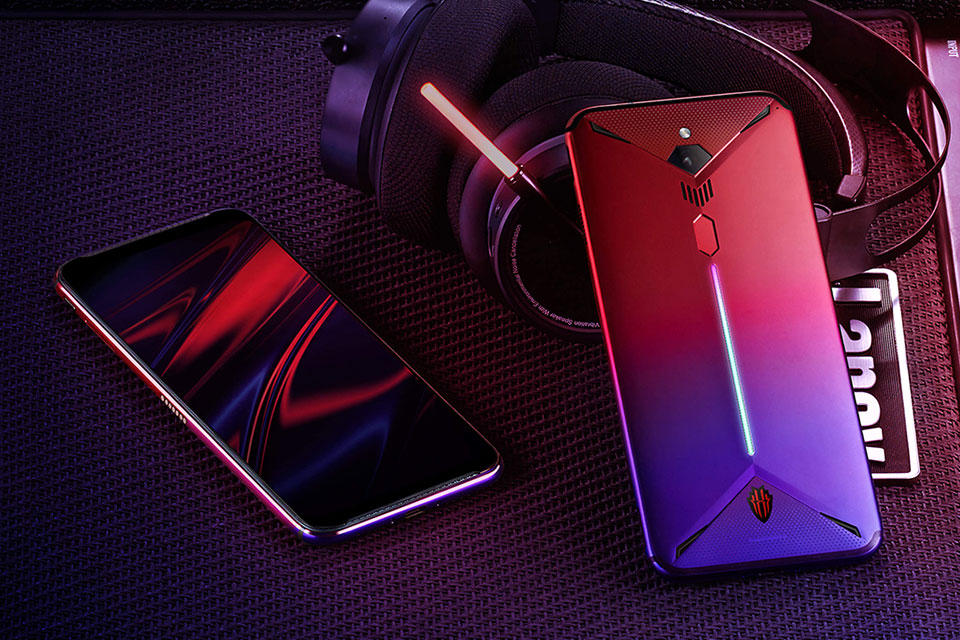 nubia Red Magic 3 Revealed, Has Built-in Cooling Fan ...
