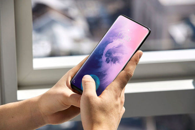 OnePlus 7 Pro Smartphone Revealed