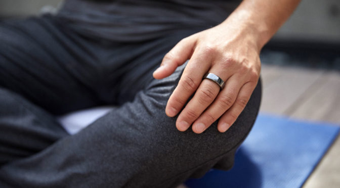 Oura Sleep Monitoring Ring Now Boasts New Meditation Feature