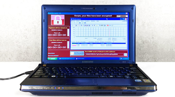 Dangerous Malware-loaded Laptop Auctioned Off For $1.2 Million