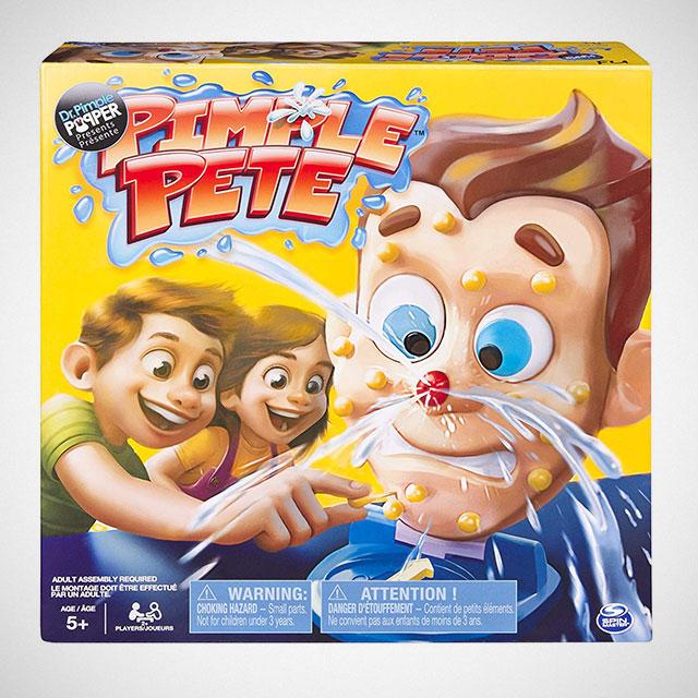 Pimple Pete Game Dr. Pimple Popper
