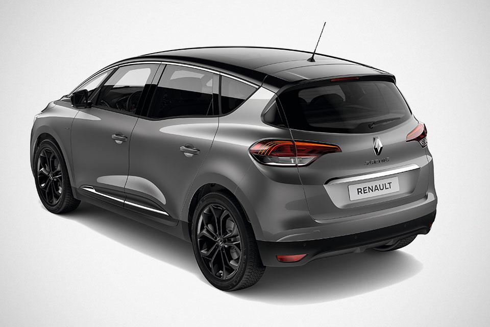 Renault Scénic and Grand Scénic Black Edition