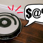 Guy Mods Roomba To Scream And Swear When It Bumps Into Stuff