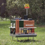 "World's Smallest McDonald's Opens For ""Business"" In Sweden"