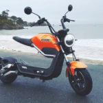 The Quirky Look Of This Chinese Electric Scooter Is Not For Everyone