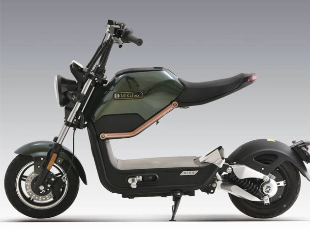 Sunra Miku Max Electric Scooter