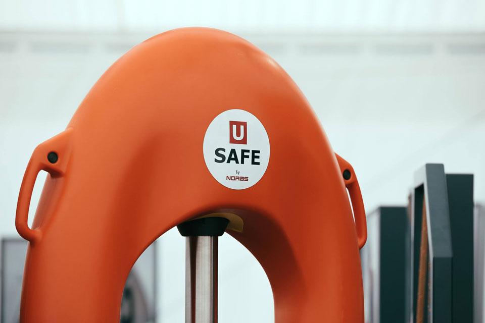 U Safe Remote Control Lifesaver