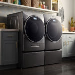 Whirlpool's New Front Load Washer Has A Built-in Detergent Dispenser