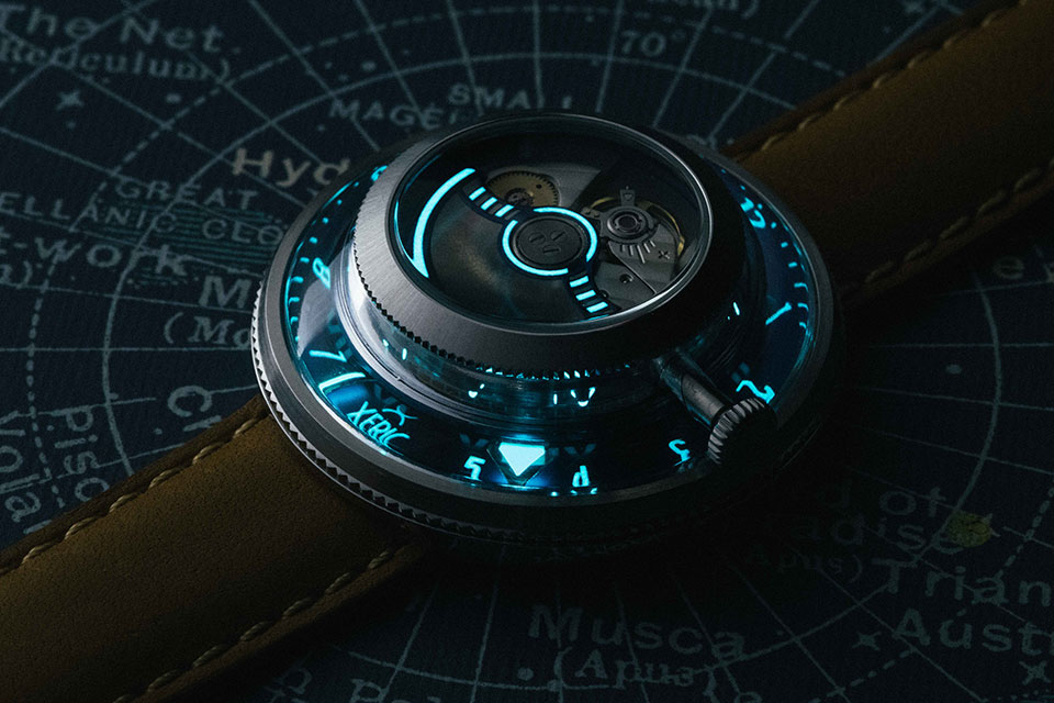 Xeric The Invertor Inverted Automatic Watch