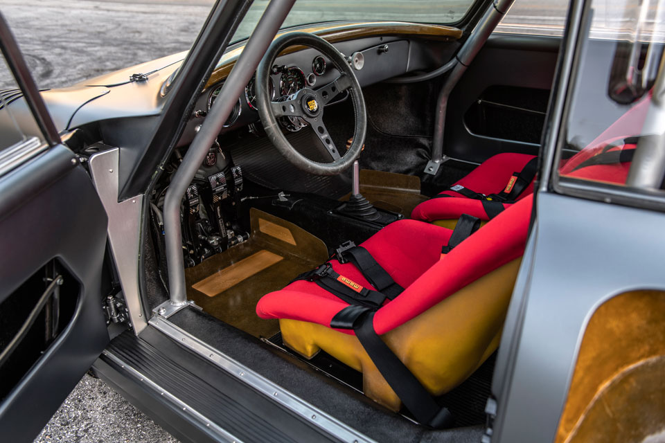 1960 Porsche 356 RSR by Emory
