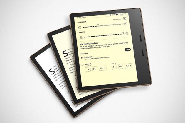 2019 Amazon Kindle Oasis eReader