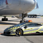 Italy's Bologna Airport Has A Lamborghini Huracán To Guide Airliners Around The Tarmac
