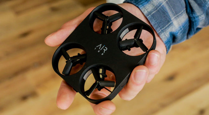 This Selfie Drone Is Smaller Than An iPhone X And Costs Just $79