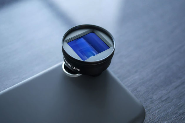 Anamorphic Lens Edition for iPhone