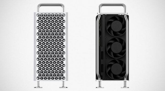 Apple Mac Pro (June 2019) Revealed