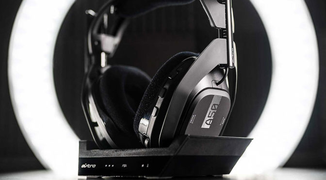 Astro Gaming A50 Wireless Headphones